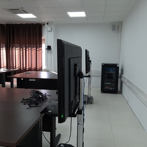 Salle collaborative EMI, Rabat