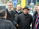 Visite officielle sur le campus   Mercredi 19 décembre, le sous-préfet d'Avesnes s/ Helpe et le chef de cabinet du secrétaire d'Etat auprès du ministre de l'action et des comptes publics étaient sur le campus.