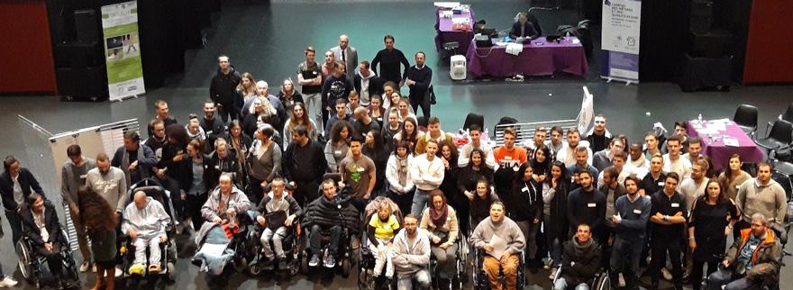 """[Retour sur] PRIMOH co-organise le Challenge Innovation   La 2ème journée du Challenge Innovation piloté par les membres du campus des métiers et des qualifications """"Autonomie, longévité et santé Hauts-de-France"""" avait lieu jeudi 8 novembre"""