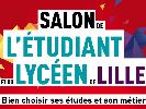 [RV] Salon de l'étudiant de Lille 10,11 et 12 janvier 2019 > Rejoignez-nous au stand U20 sur le tout nouveau stand de l'Université Polytechnique Hauts-de-France