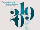 Meilleurs voeux ! - L'Université Polytechnique Hauts-de-France vous souhaite une très bonne année 2019