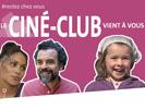 Le CINE-CLUB vient à vous le 5 mai !