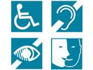 [HANDICAP] Découvrez l'accessibilité de nos bâtiments pour une université plus inclusive : l'accessibilité de nos bâtiments en un clic !