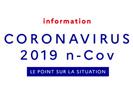 Coronavirus - A l'attention des étudiants de l'UPHF > Suite à l'annonce du Président de la République du 12 mars, des mesures sont prises à l'UPHF