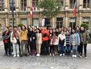 [Retour sur] La visite de Valenciennes avec les étudiants de DU Fle