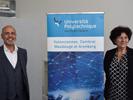 La Ministre Frédérique Vidal en visite sur notre campus : Dans le cadre de son tour de France dédié à la relance de l'Enseignement Supérieur, de la Recherche et de l'Innovation, la Ministre Frédérique Vidal était dans les Hauts-de-France en cette fin de s