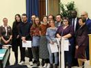 [Retour sur] La cérémonie de remise des diplômes au Centre Universitaire de Cambrai > Sur le campus de Cambrai, les étudiant.e.s en Humanités ont reçu leur diplôme de Licence.