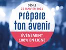 Le salon des métiers DEM²O 100% en ligne, pour une meilleure orientation, se déroulera le 25 janvier 2021.