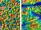 topographie des surfaces