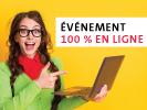 [SAVE THE DATE] Journée Portes Ouvertes 100% en ligne > Samedi 6 février 2021 de 9h à 17h.