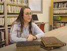Etudiante de la Licence HARPE (Histoire, Archéologie, Patrimoine et Environnement)