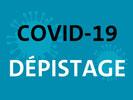Dépistage Covid-19 par tests antigéniques à l'Université