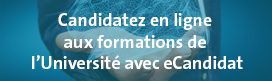 Comment candidater aux formations de l'Université Polytechnique Hauts-de-France ?