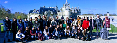 Etudiants internationaux / International Students