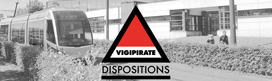 VIGIPIRATE DISPOSITIONS